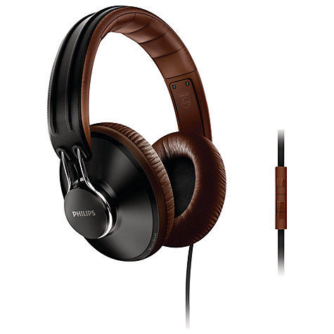 Buy Philips CitiScape Uptown Full Size Headphones Online at johnlewis.com