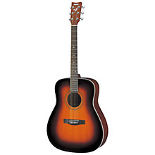 Buy Yamaha F370 Acoustic Guitar, Tobacco Online at johnlewis.com