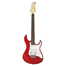 Buy Yamaha Pacifica 012 Electric Guitar, Red Online at johnlewis.com