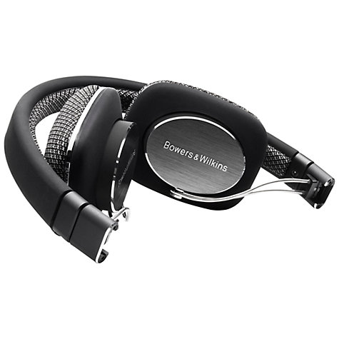 Buy B&W P7 Over Ear Headphones with Mic/Remote Online at johnlewis.com