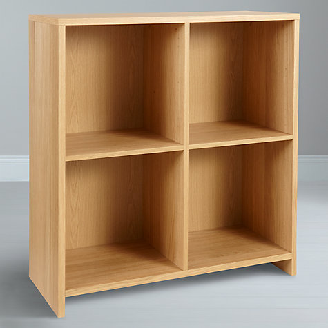 Buy House by John Lewis Oxford Double Shelf Units Online at johnlewis.com