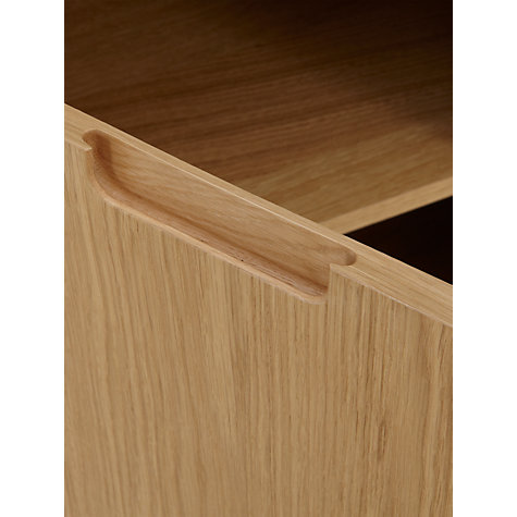 Buy John Lewis Abacus Wide Cupboard Online at johnlewis.com