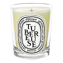 Buy Diptyque Tubéreuse Scented Mini Candle, 70g Online at johnlewis.com
