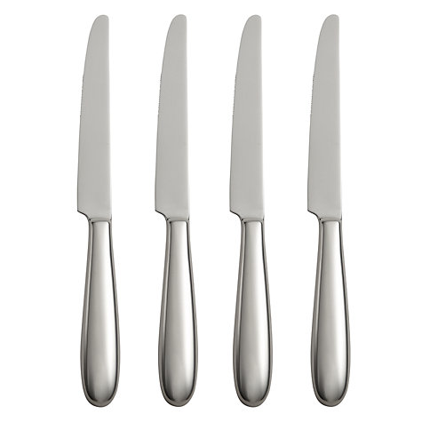 Buy Jme Baloo Dessert Knives, Set of 4 Online at johnlewis.com