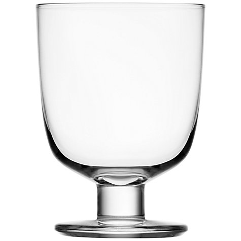 Buy Iittala Lempi Universal Glasses, 0.34L, Set of 4 Online at johnlewis.com
