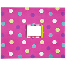 Buy Posh Post Padded Envelopes, Mutli Spots, Large Online at johnlewis.com