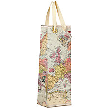Buy Wild and Wolf Maps Bottle Bag Online at johnlewis.com