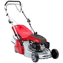 Buy Mountfield SP465R 46cm Self-Propelled Petrol Rear Roller Mower Online at johnlewis.com