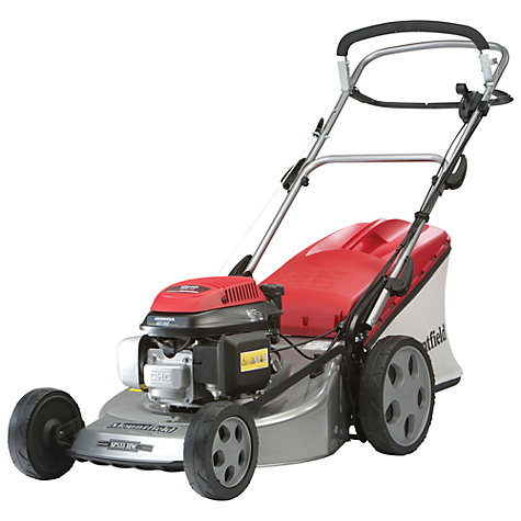 Buy Mountfield SP535HW 51cm Self-Propelled Petrol Lawnmower Online at johnlewis.com