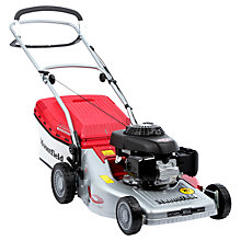 Buy Mountfield SP555 53cm Self-Propelled Aluminium Deck Petrol Lawnmower Online at johnlewis.com