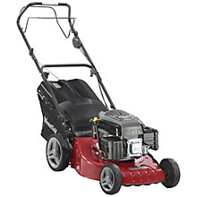 Buy Mountfield S461PD 46cm Self-Propelled Petrol Lawnmower Online at johnlewis.com