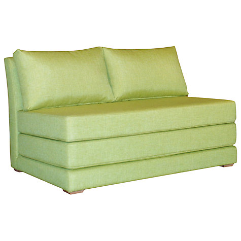 Buy John Lewis Kip Sofa Bed, Bahamas Lime Online at johnlewis.com
