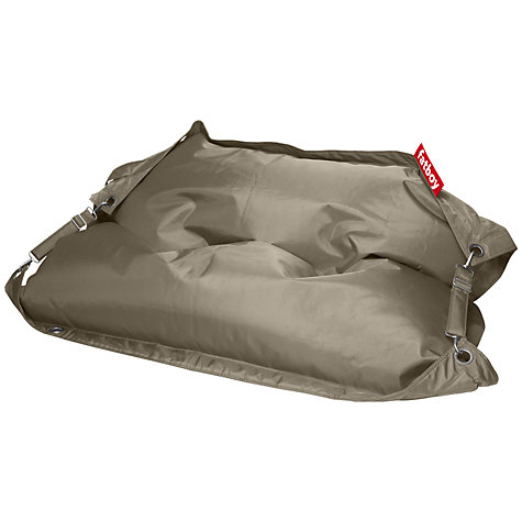 Buy Fatboy Buggle-up Outdoor Bean Bag, Taupe Online at johnlewis.com