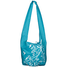 Buy Gaiam Habitat Sling Bag, Blue Online at johnlewis.com