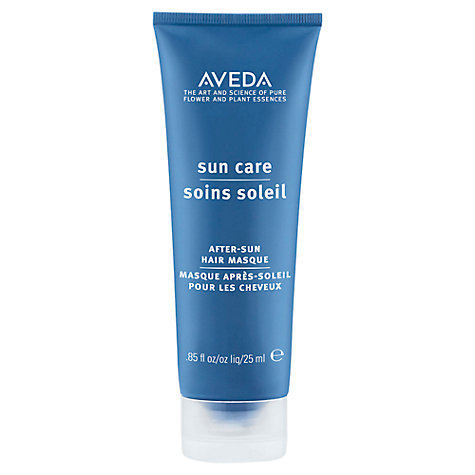 Buy AVEDA Limited Edition Sun Care After-Sun Hair Masque, 25ml Online at johnlewis.com