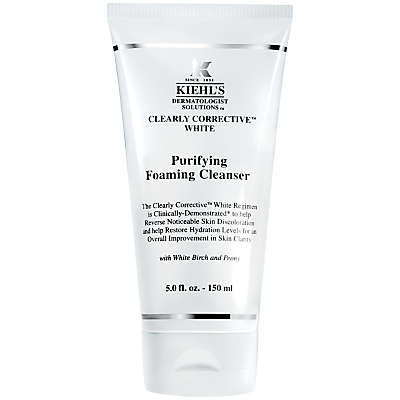 shop for Kiehl's Clearly Corrective White Cleanser, 150ml at Shopo