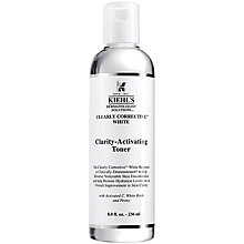 Buy Kiehl's Clearly Corrective White Toner, 250ml Online at johnlewis.com