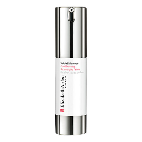 Buy Elizabeth Arden Visible Difference Retexturizing Primer, 15ml Online at johnlewis.com