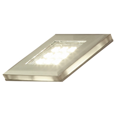 Buy John Lewis Epsilon SM Square LED, 3 Pack Online at johnlewis.com