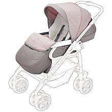 Buy Silver Cross Freeway Body, Sugared Almonds Online at johnlewis.com