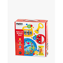 Buy Halilit Baby's First Birthday Band Musical Instrument Set Online at johnlewis.com