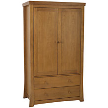 Buy Silver Cross Canterbury Wardrobe, Oak Online at johnlewis.com