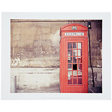 Buy Kerri Cook - Telephone Unframed Print, 24 x 30cm Online at johnlewis.com