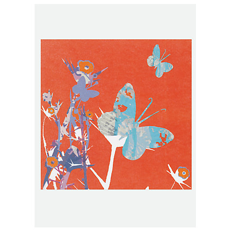 Buy House by John Lewis, Tiffany Lynch - Butterfly Wings Unframed Print, 30 x 40cm Online at johnlewis.com