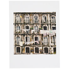 Buy House by John Lewis, Scott Dunwoodie - Residencial Varandas Unframed Print, 30 x 40cm Online at johnlewis.com