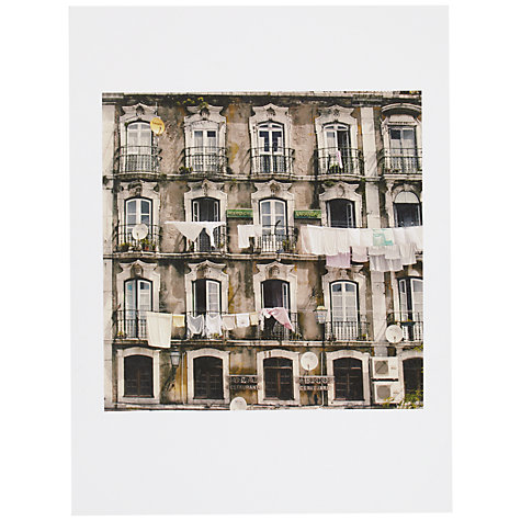 Buy House by John Lewis, Scott Dunwoodie - Residencial Vardanas Unframed Print, 30 x 40cm Online at johnlewis.com