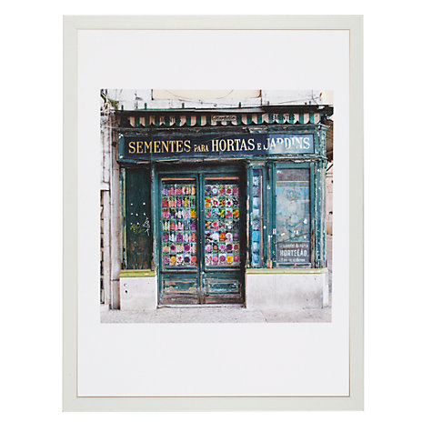 Buy House by John Lewis, Scott Dunwoodie - Sementes Para Hortes Unframed Print, 30 x 40cm Online at johnlewis.com