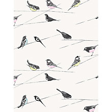 Buy Louise Body Garden Birds Fabric Online at johnlewis.com