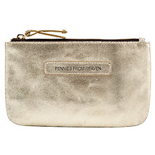 Buy John Lewis Zip-Top 'Pennies from Heaven ' Coin Purse Online at johnlewis.com