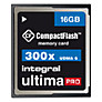 Buy Integral Ultima Pro 300x CompactFlash Memory Card, 16GB Online at johnlewis.com