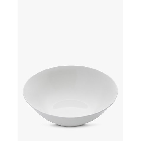 Buy Royal Worcester Serendipity Bone China 16cm Cereal Bowl, White Online at johnlewis.com