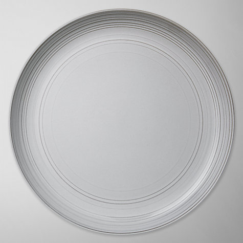 Buy Jme Rimple Platter, White Online at johnlewis.com