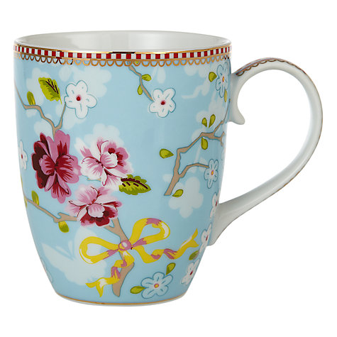 Buy PiP Studio Chinese Rose Mug Online at johnlewis.com