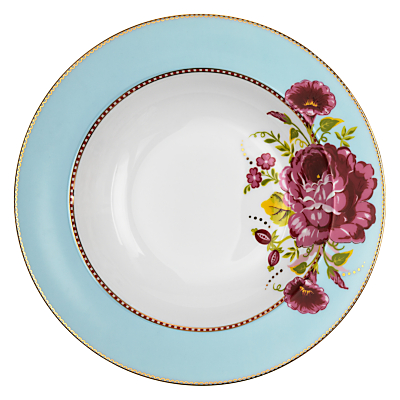 PiP Studio Shabby Chic Pasta Plate, Blue