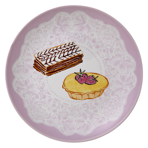 Buy DRH Collection Rosanna Petit Patisserie Dessert Plates, Set of 4 Online at johnlewis.com