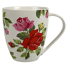 Buy Cath Kidston Royal Rose Mug Online at johnlewis.com