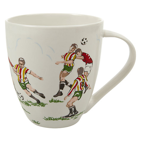 Buy Cath Kidston Footie Mug Online at johnlewis.com