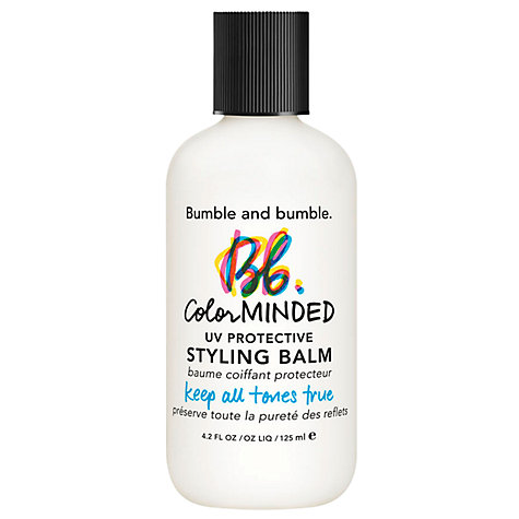 Buy Bumble and bumble Color Minded UV Protective Styling Balm, 125ml Online at johnlewis.com