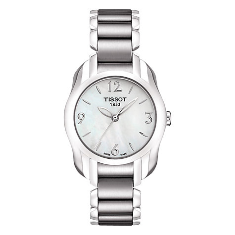 Buy Tissot Women's T-wave Bracelet Watch Online at johnlewis.com