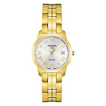 Buy Tissot Women's PR100 Bracelet Watch Online at johnlewis.com