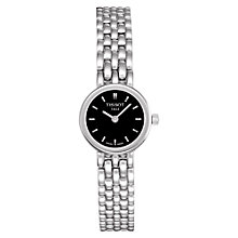 Buy Tissot Women's Lovely High Shine Bracelet Watch Online at johnlewis.com