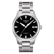 Buy Tissot Men's T-Tempo Bracelet Watch Online at johnlewis.com