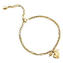 Buy Dinny Hall Bijou Lotus Petal Charm Bracelet Online at johnlewis.com