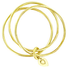 Buy Made Farhani Bangle, Gold Online at johnlewis.com