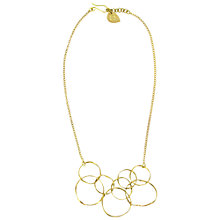 Buy Made Igonye Necklace, Gold Online at johnlewis.com