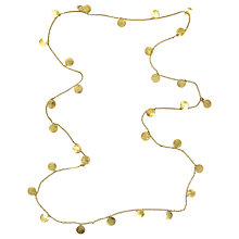 Buy Made Shilai Necklace, Gold Online at johnlewis.com